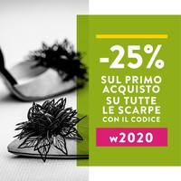 Sul tuo primo acquisto ⚡ uno strepitoso sconto del 25%⚡ Approfittane subito ➡ Go shopping online! 👉 Link in bio. ••• #elata1923 #elatashoes #shoponline #sscollection2020 #newcollection #ss20 #springsummer20 #shoes #madeinitaly #newcollection2020 #styleoftheday #elegance #style #fashion #handcrafted #stile #woman #womanpower #madeinpuglia #fashionista #fashionblogger #fashionable #shoesofinstagram #fashionstyle